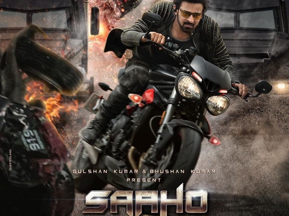 Saaho in this RuthlessWorld